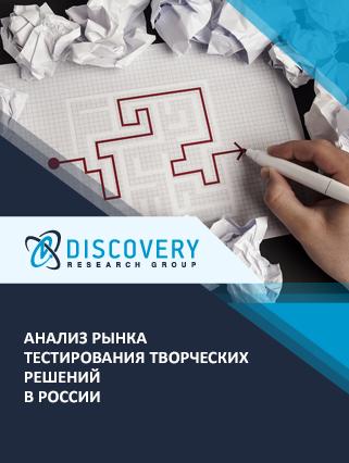 Анализ рынка тестирования творческих решений в России