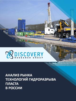 Анализ рынка технологий гидроразрыва пласта в России