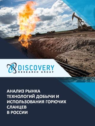 Анализ рынка технологий добычи и использования горючих сланцев в России