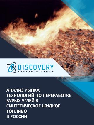 Анализ рынка технологий по переработке бурых углей в синтетическое жидкое топливо в России