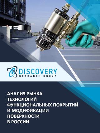 Анализ рынка технологий функциональных покрытий и модификации поверхности в России
