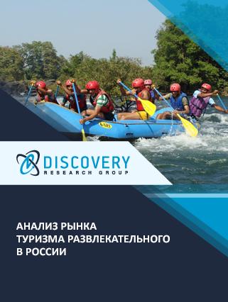 Маркетинговое исследование - Анализ рынка туризма развлекательного в России