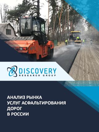 Анализ рынка услуг асфальтирования дорог в России