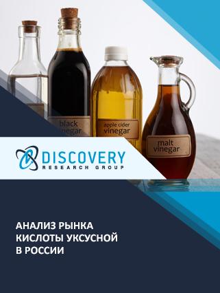 Маркетинговое исследование - Анализ рынка кислоты уксусной в России