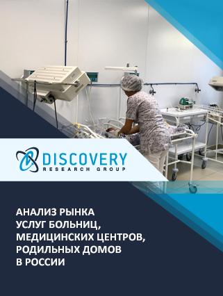Маркетинговое исследование - Анализ рынка услуг больниц, медицинских центров, родильных домов в России