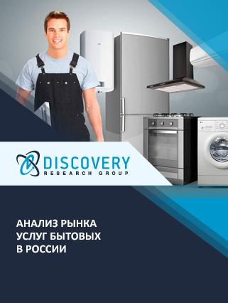 Анализ рынка услуг бытовых в России