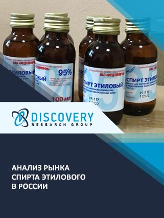 Маркетинговое исследование - Анализ рынка спирта этилового в России
