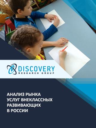 Анализ рынка услуг внеклассных развивающих в России