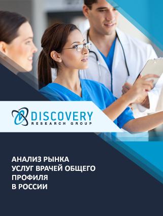 Маркетинговое исследование - Анализ рынка услуг врачей общего профиля в России