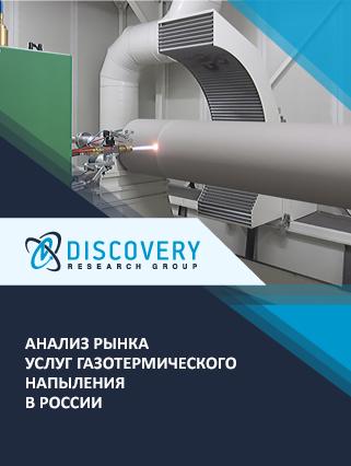 Маркетинговое исследование - Анализ рынка услуг газотермического напыления в России