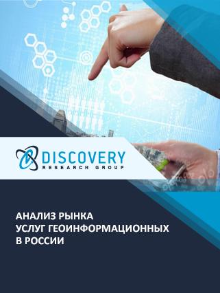Анализ рынка услуг геоинформационных в России