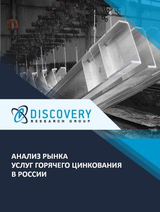 Маркетинговое исследование - Анализ рынка услуг горячего цинкования в России