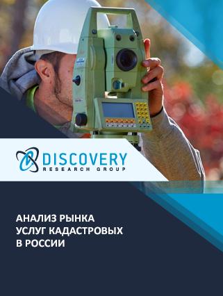 Маркетинговое исследование - Анализ рынка услуг кадастровых в России