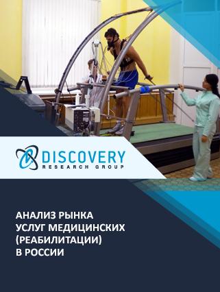 Маркетинговое исследование - Анализ рынка услуг медицинских (реабилитации) в России