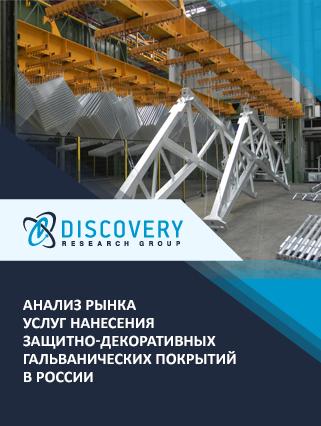 Маркетинговое исследование - Анализ рынка услуг нанесения защитно-декоративных гальванических покрытий в России