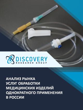 Маркетинговое исследование - Анализ рынка услуг обработки медицинских изделий однократного применения в России