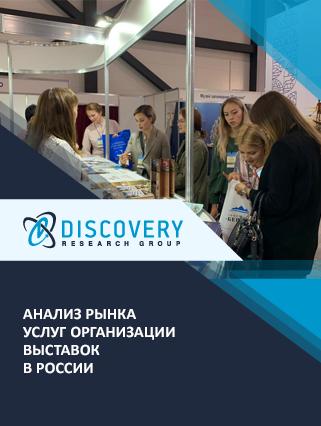 Маркетинговое исследование - Анализ рынка услуг организации выставок в России