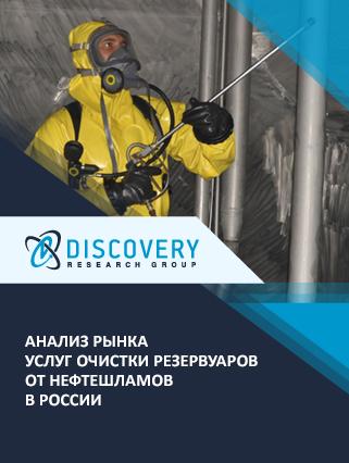 Маркетинговое исследование - Анализ рынка услуг очистки резервуаров от нефтешламов в России