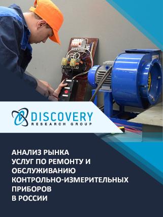 Маркетинговое исследование - Анализ рынка услуг по ремонту и обслуживанию контрольно-измерительных приборов в России