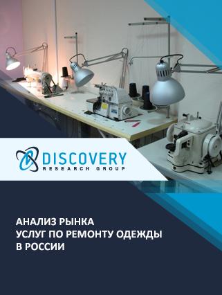 Маркетинговое исследование - Анализ рынка услуг по ремонту одежды в России