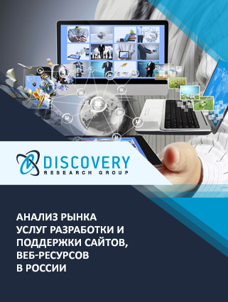 Анализ рынка услуг разработки и поддержки сайтов, веб-ресурсов в России