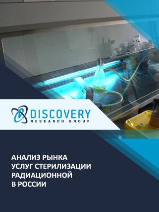 Маркетинговое исследование - Анализ рынка услуг стерилизации радиационной в России