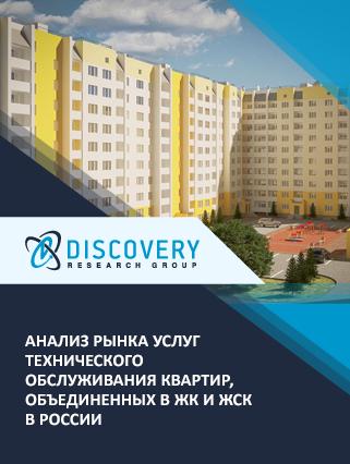Маркетинговое исследование - Анализ рынка услуг технического обслуживания квартир, объединенных в ЖК и ЖСК в России