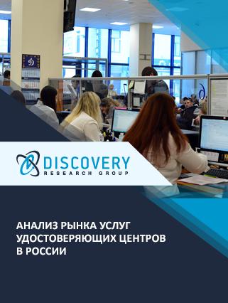 Маркетинговое исследование - Анализ рынка услуг удостоверяющих центров в России