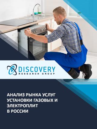 Анализ рынка услуг установки газовых и электроплит в России