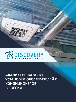 Маркетинговое исследование - Анализ рынка услуг установки обогревателей и кондиционеров в России