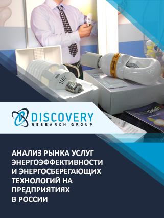 Маркетинговое исследование - Анализ рынка услуг энергоэффективности и энергосберегающих технологий на предприятиях в России