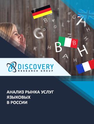 Анализ рынка услуг языковых в России
