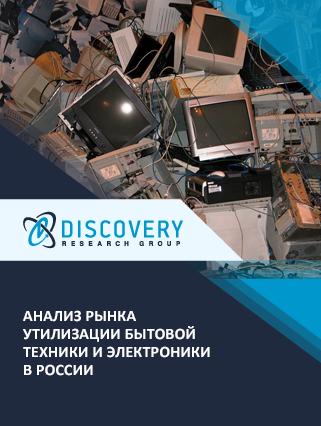 Анализ рынка утилизации бытовой техники и электроники в России