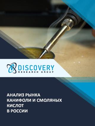 Маркетинговое исследование - Анализ рынка канифоли и смоляных кислот в России