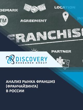 Анализ рынка франшиз (франчайзинга) в России