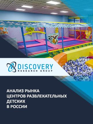Маркетинговое исследование - Анализ рынка центров развлекательных детских в России