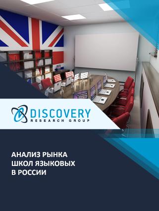 Анализ рынка школ языковых в России