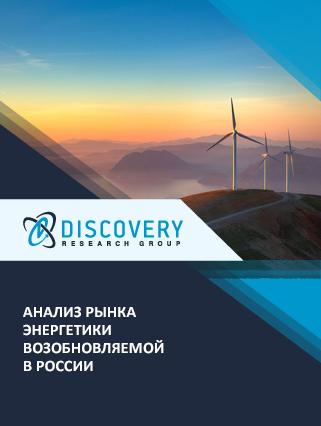 Маркетинговое исследование - Анализ рынка энергетики возобновляемой в России