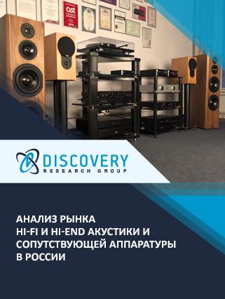 Анализ рынка HI-FI и Hi-END акустики и сопутствующей аппаратуры в России