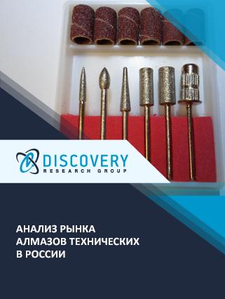 Анализ рынка алмазов технических в России