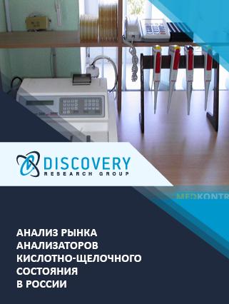 Анализ рынка анализаторов кислотно-щелочного состояния в России
