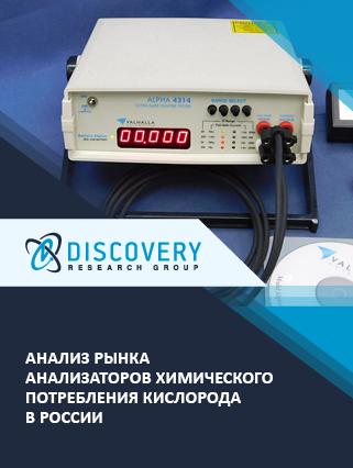 Анализ рынка анализаторов химического потребления кислорода в России