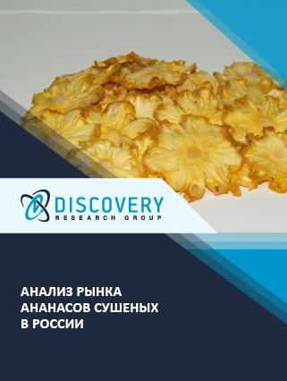Анализ рынка ананасов сушеных в России
