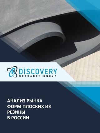 Анализ рынка форм плоских из резины в России