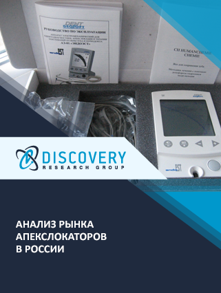 Анализ рынка апекслокаторов в России
