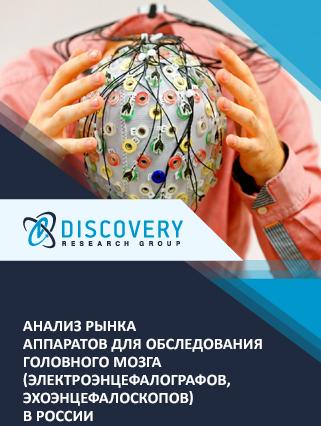 Анализ рынка аппаратов для обследования головного мозга (электроэнцефалографов, эхоэнцефалоскопов) в России