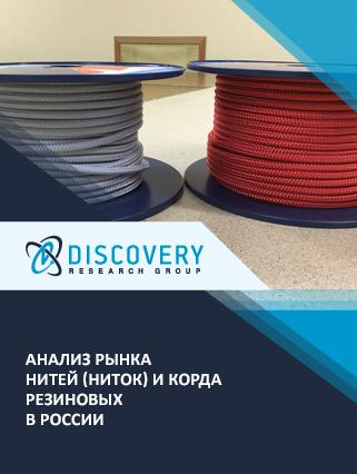 Маркетинговое исследование - Анализ рынка нитей (ниток) и корда резиновых в России