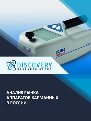 Анализ рынка аппаратов карманных в России