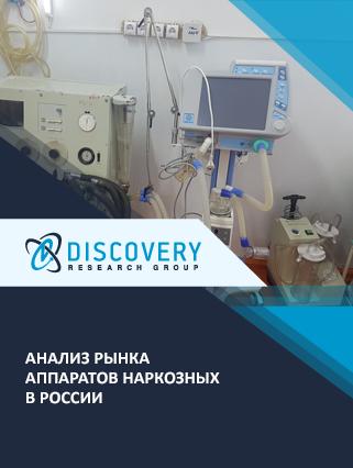 Анализ рынка аппаратов наркозных в России