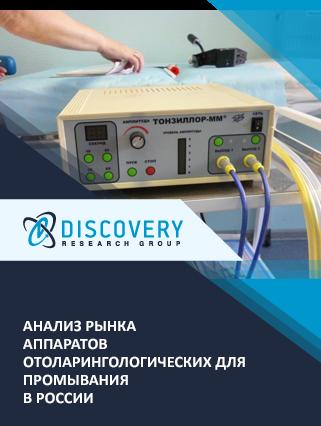 Анализ рынка аппаратов отоларингологических для промывания в России